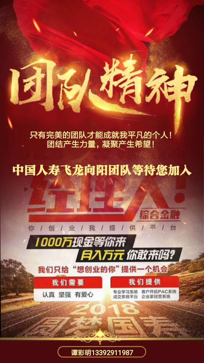中国人寿保险股份有限公司中山分公司(谭小姐)_才通国际人才网_job001.cn