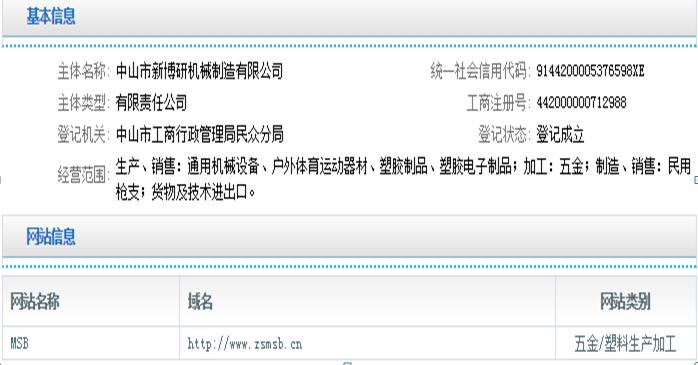 中山市新博研机械制造有限公司_才通国际人才网_job001.cn